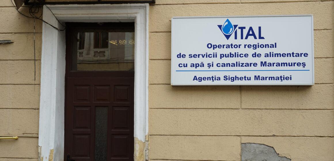 Vital   Lucrări de întreținere și verificare la rețeaua de distribuție a apei potabile din municipiul Sighetu Marmației de vineri spre sâmbătă