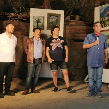 Video   Vernisajul taberei de pictură din Desești la Muzeul Satului din Baia Mare