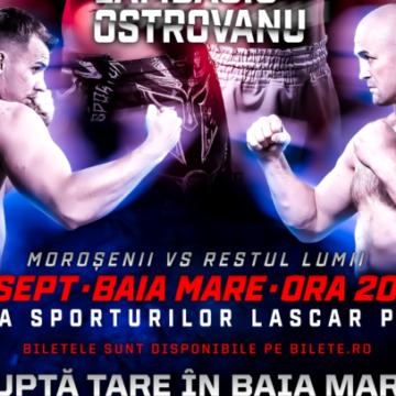 Moroșenii vs Restul Lumii pe 22 septembrie în Baia Mare, biletele s-au pus în vânzare