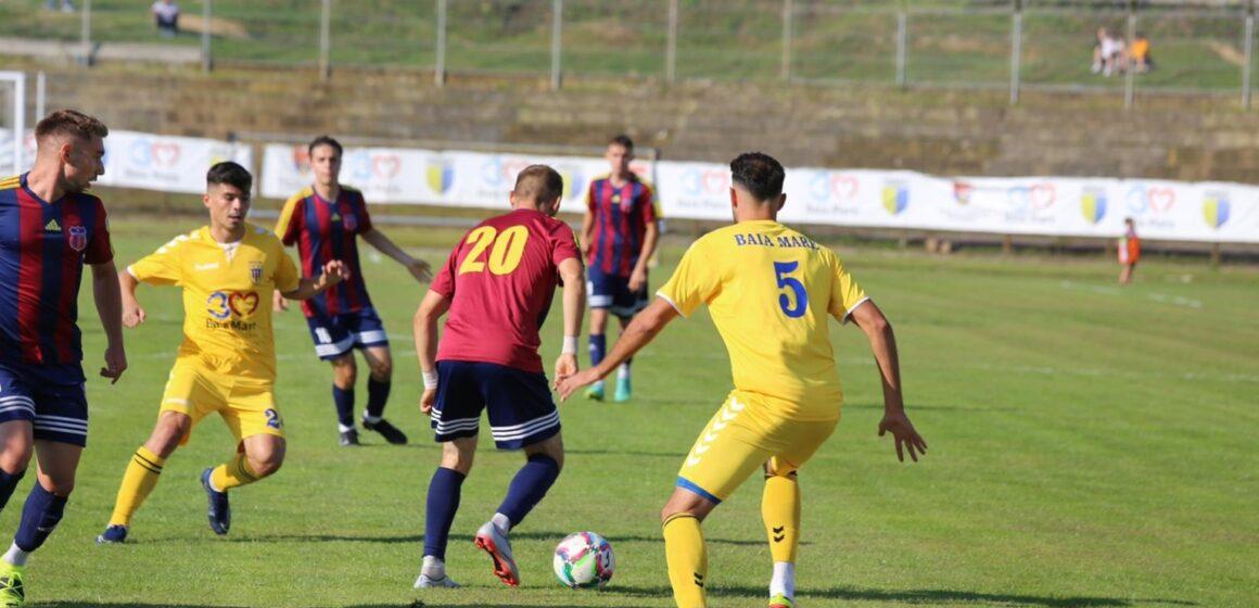 Minaur a dat de pământ cu Luceafărul: 5-0