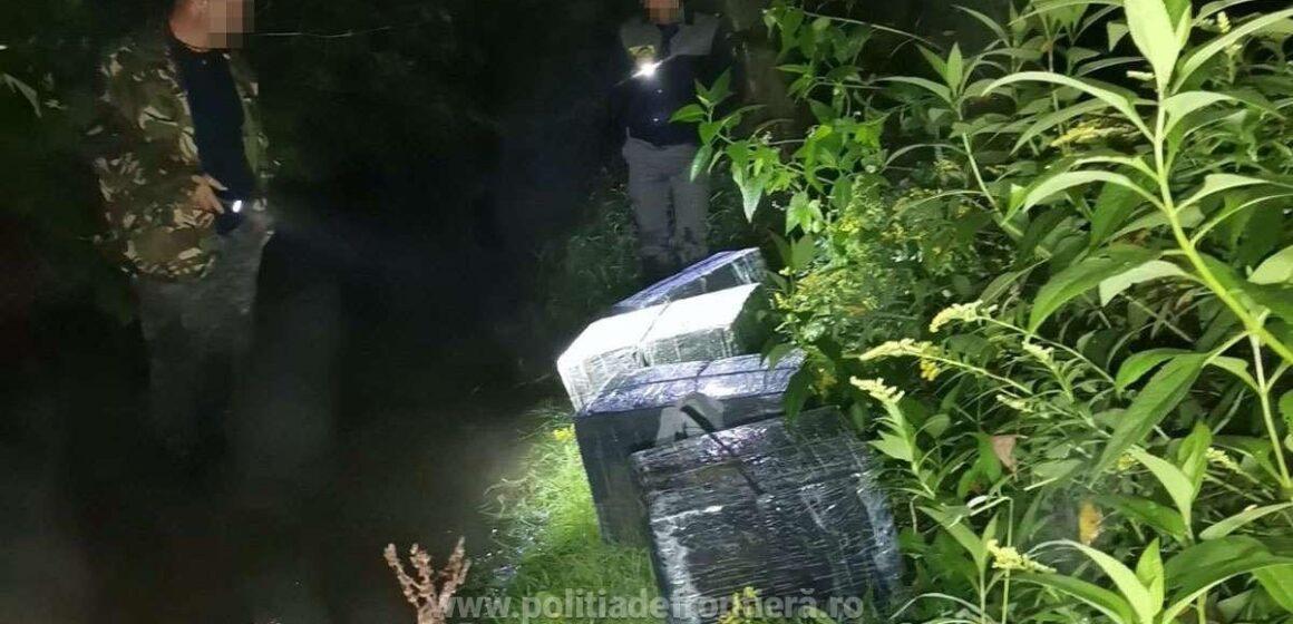 Video   Acțiuni la graniță pentru combaterea contrabandei. S-au tras și focuri de armă