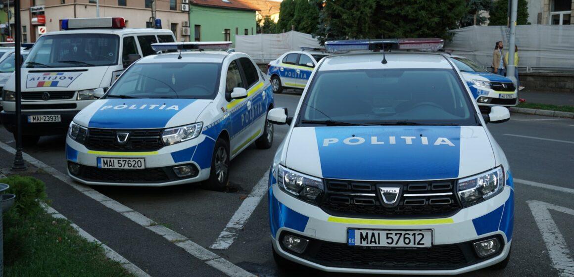 Angajări din sursă externă în poliția maramureșeană