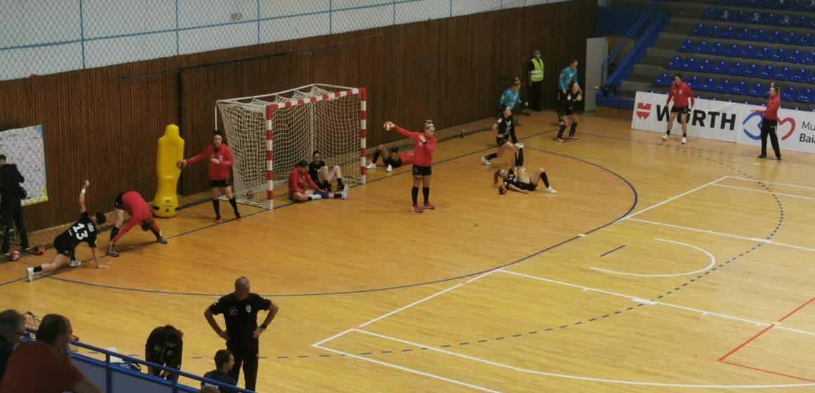 Victorie pentru CS Minaur cu Dacia Mioveni