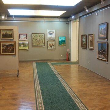 Video   Prima expoziție temporară la Muzeul Județean de Artă într-o nouă conducere de interimat