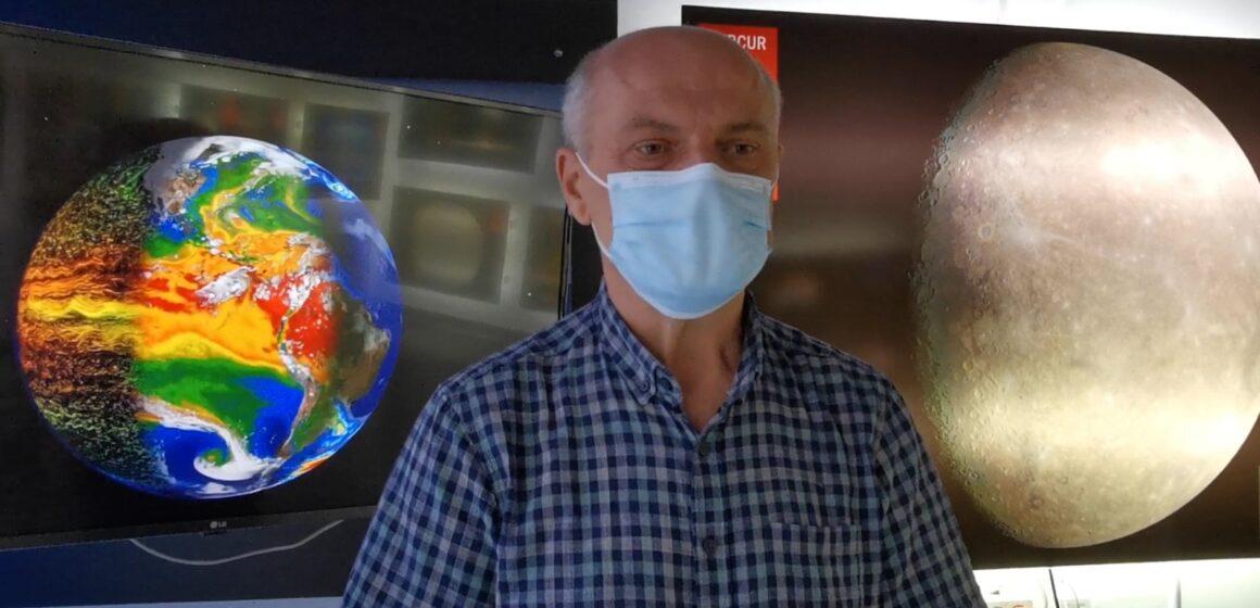 Video   Satelix, un spectacol digital special de planetariu