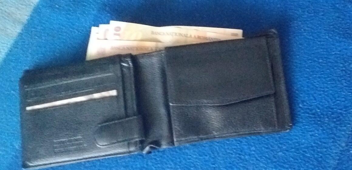Când s-a trezit din leșin nu mai avea portofelul