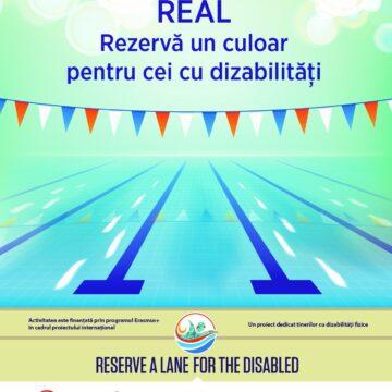 Video   Proiectul privind cursurile de înot pentru persoanele cu dizabilități a ajuns la final