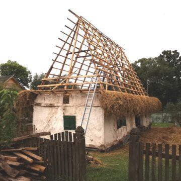 Video   Se fac lucrări de restaurare la Muzeul Satului din Baia Mare