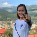 Campioana olimpică Simona Radiș a scos la licitație un tricou cu autograf într-un scop caritabil