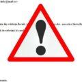 Atenție, e-mailuri false în numele ANAF!