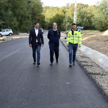 Ionel Bogdan: Lucrările de reabilitare pe Drumul Nordului sunt aproape de finalizare