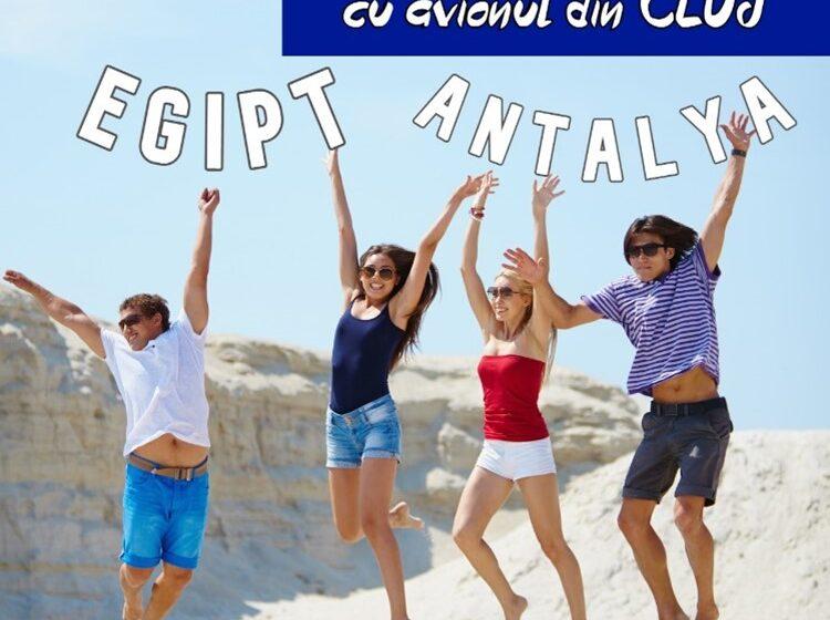 Circuite culturale cu avionul din Cluj de la 499 euro/persoană