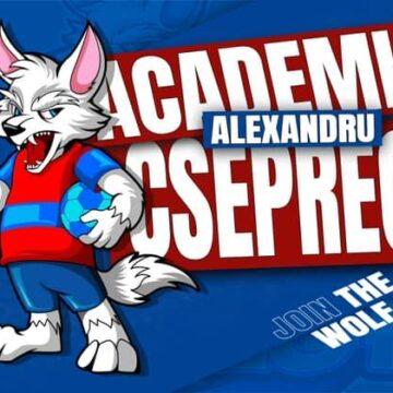 Video | Academia de Handbal Alexandru Csepreghi tinde spre performanță