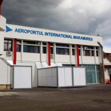 Ionel Bogdan: Aeroportul Internațional Maramureș va opera zboruri externe, de linie, în mod regulat începând cu anul 2022