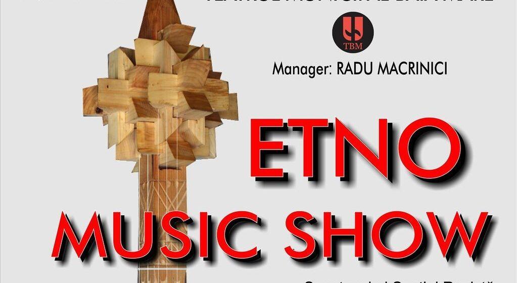 """""""Etno Music Show"""" –  prima premieră a acestei stagiuni la Teatrul Municipal"""