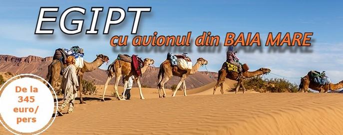 Mari reduceri! Hurghada – de la 345 euro/persoană cu avionul din Baia Mare, sejur 7 nopți, all inclusive