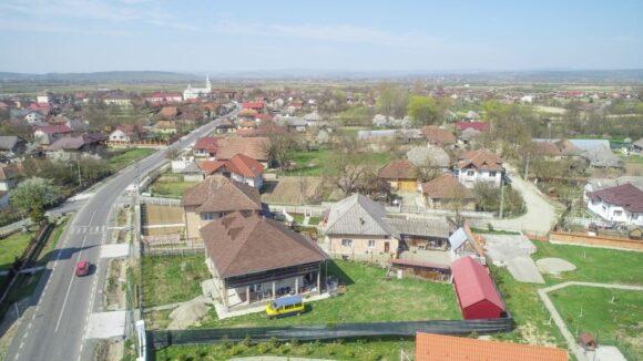 Video | Lucrările de conectare la conducta de gaz sunt la finalizare în satele comunei Mireșu Mare