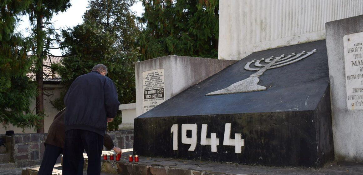 Ziua națională de comemorare a victimelor Holocaustului din România, marcată și la Sighet