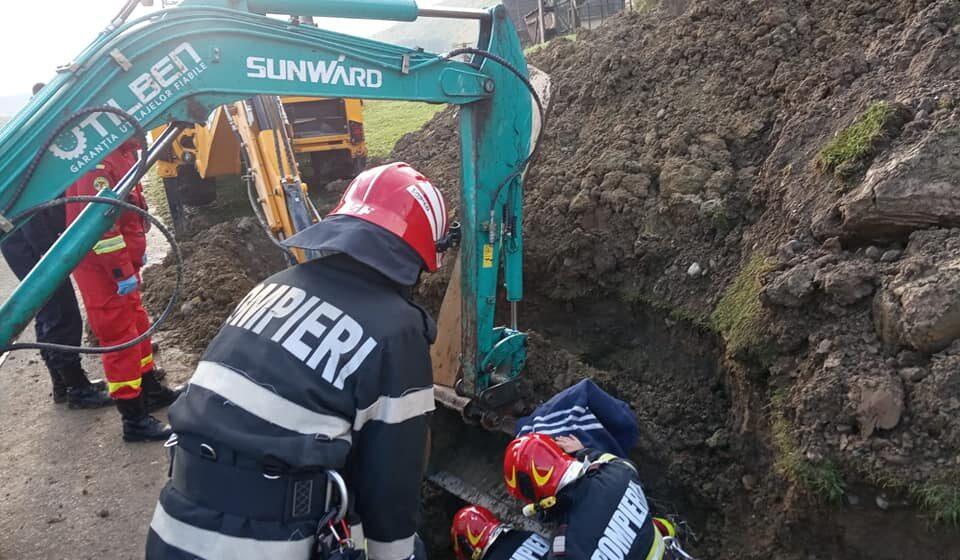 Foto | Intervenții contra cronometru ale pompierilor maramureșeni pentru salvarea a două vieți